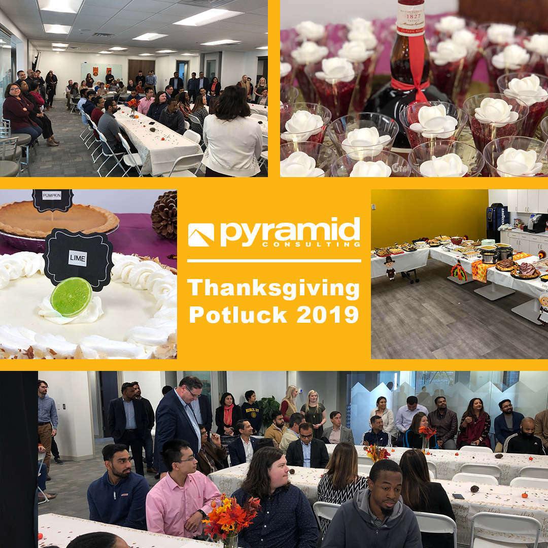 Thanksgiving Potluck 2019