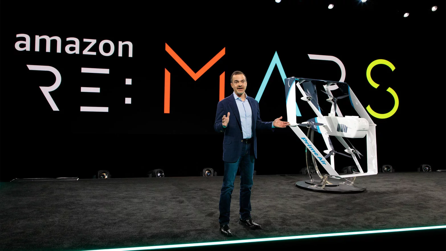 Amazon's Ambitious Drone Delivery Plans Take Shape